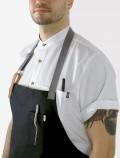 Camisa cocinero blanca