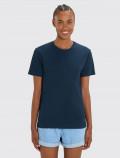 Camiseta azul navy de mujer