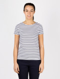 Women´s blue striped t-shirt