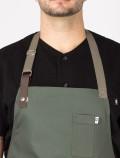 Classic apron detail
