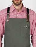 Herbal Garbo Apron