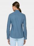 Women's Light Denim Shirt