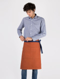Terracotta french Apron