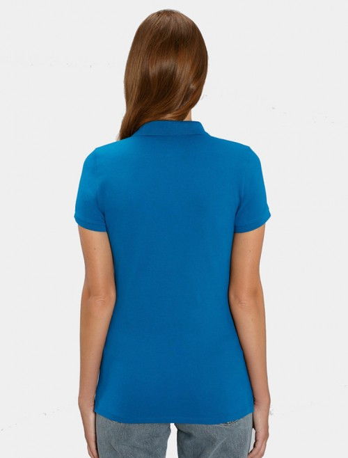 Women's Royal Blue Polo