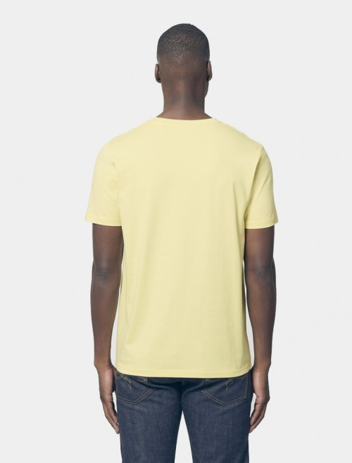 Men's Yellow T-Shirt