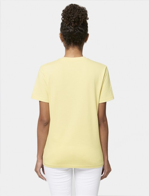 Women's Yellow T-Shirt
