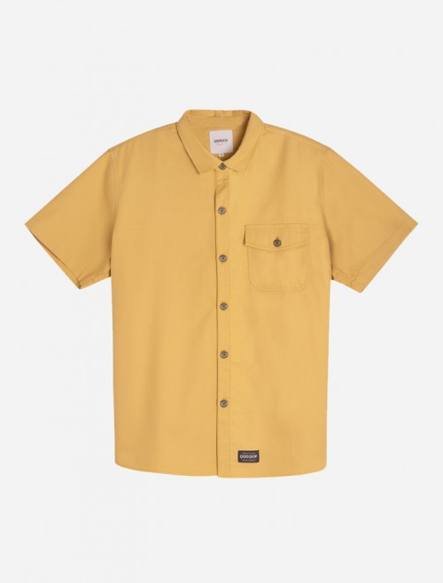 Bravo Yellow Workshirt