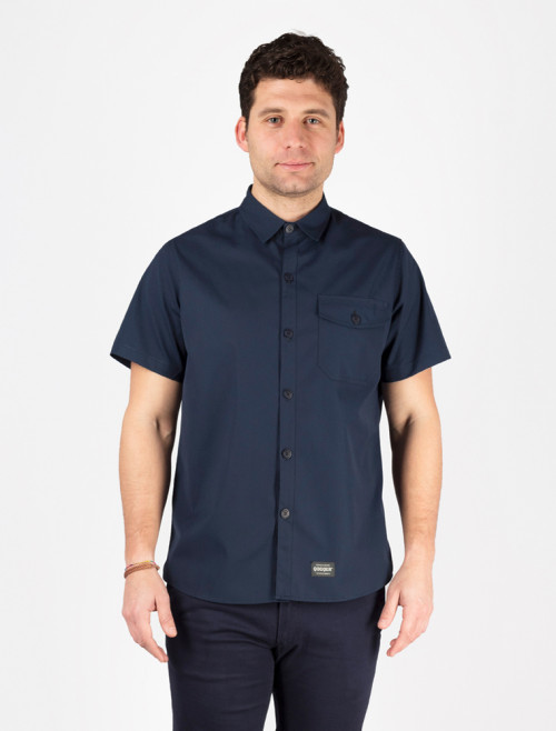 Bravo Blue Workshirt
