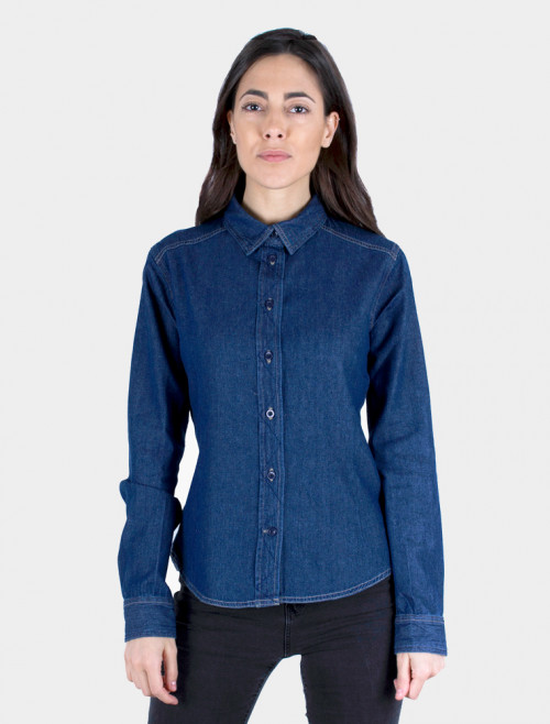 Women´s Blue Jean Shirt
