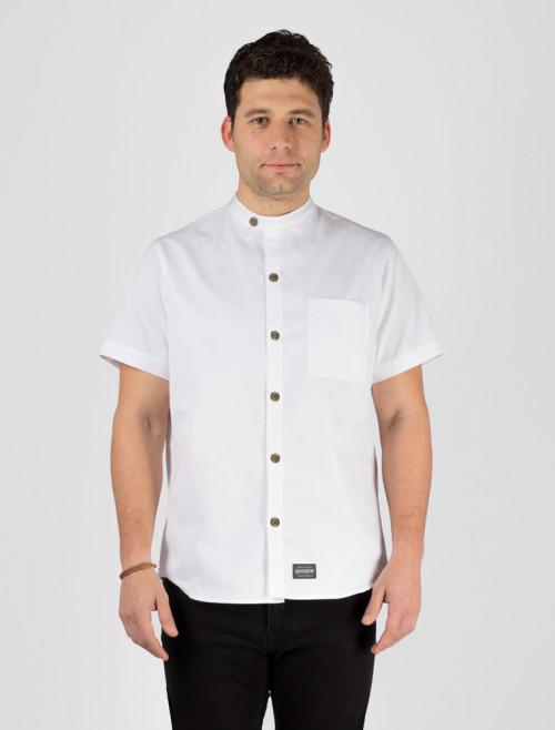 Zan White Workshirt