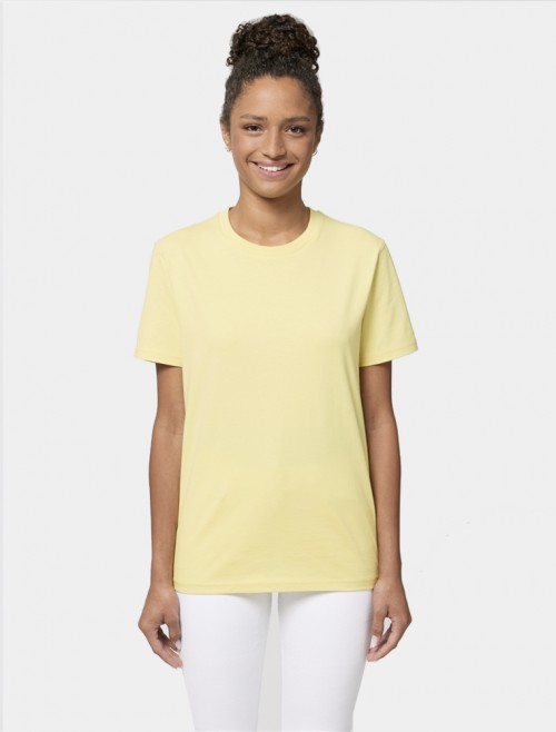 Camiseta Amarilla Mujer