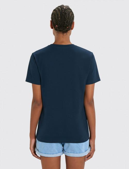 Camiseta Navy Mujer