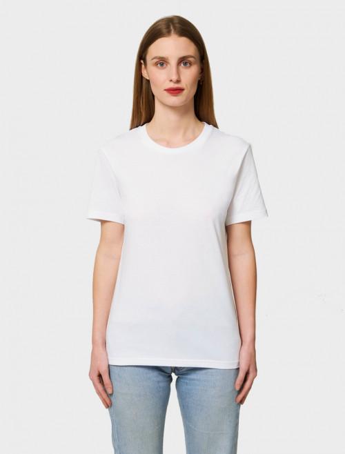 Camiseta Blanca Mujer