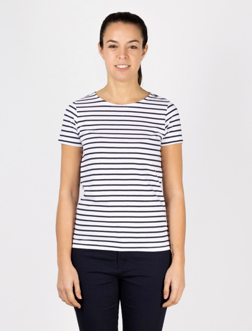 Women's Blue Nautical T-Shirt