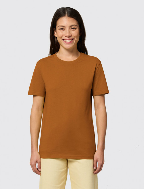 Camiseta Naranja Mujer