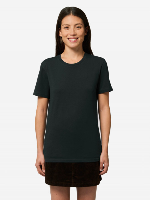 Camiseta Negra Mujer