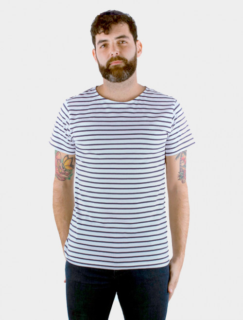 Men's Blue Nautical T-Shirt