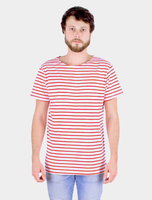 Men´s Red Nautical T-Shirt