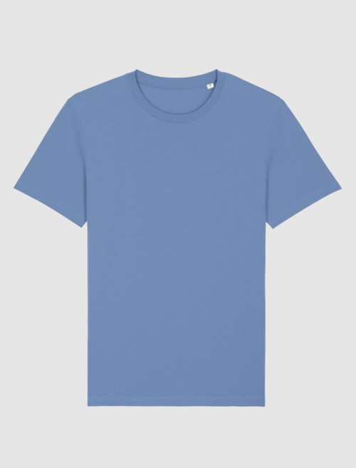 Camiseta Azul Brillante Hombre
