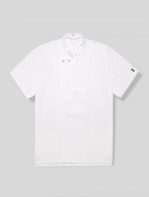 Chef Jacket Cargo White