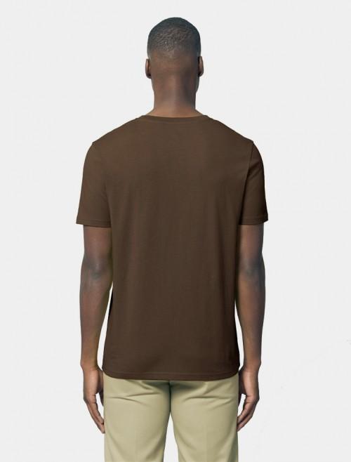 Men's Chocolate T-Shirt
