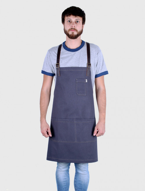 Mao Smoke Apron
