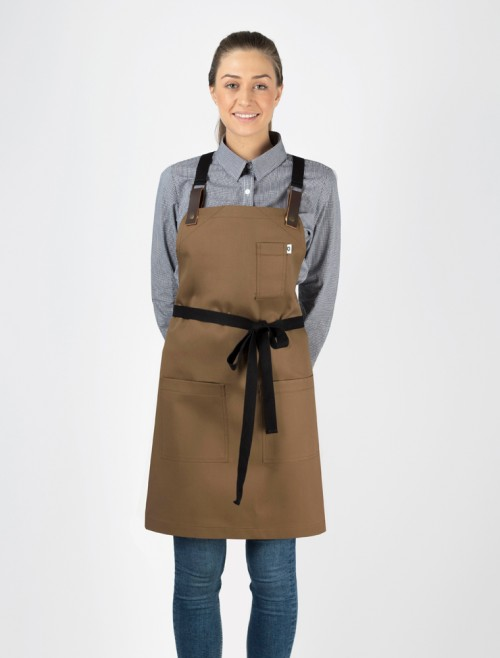 Garbo Chocolate Apron