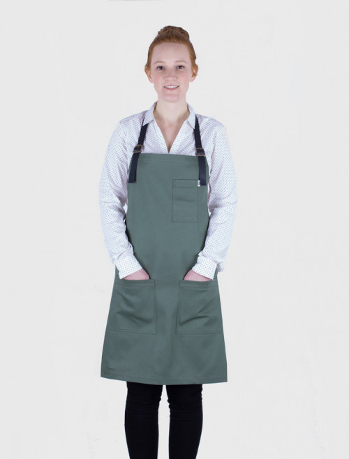 Ginger Forest Apron