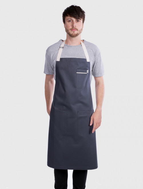 Icon Graphite Apron