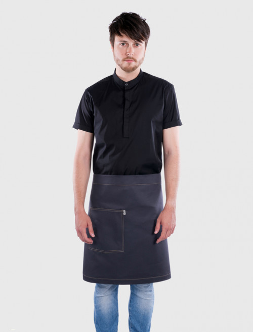 Icon Graphite Bistro Apron