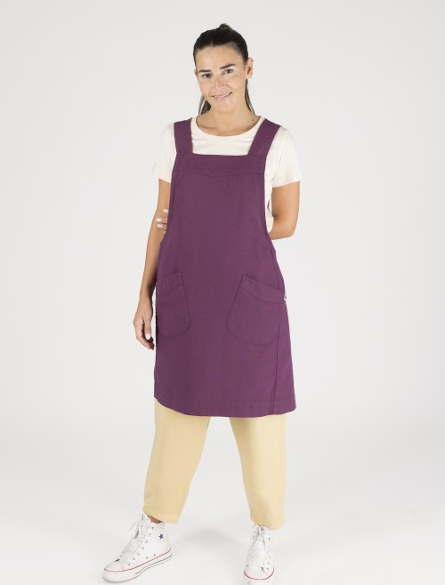 Purple Nippon Apron
