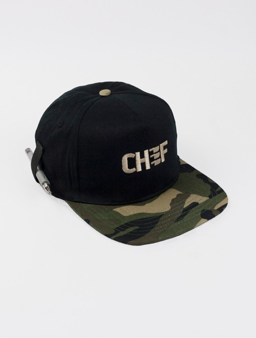 Green Chef´s Cap