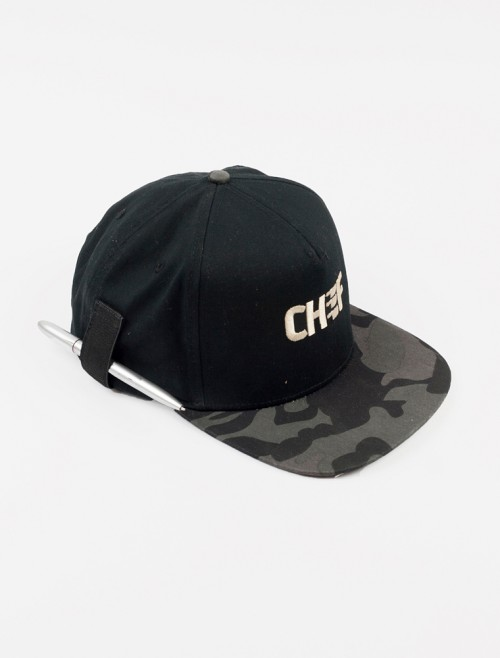Grey Chef´s Cap