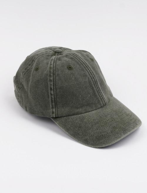 Vintage Olive Cap
