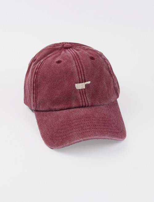 Red Quchillo Cap