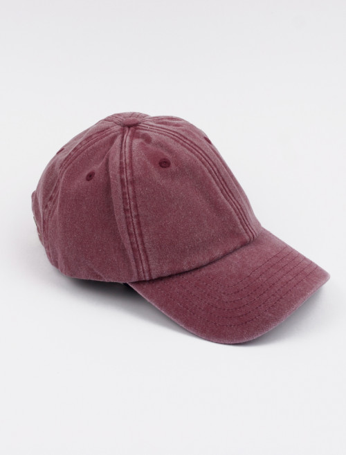 Gorra Vintage Roja