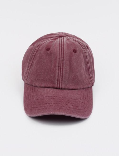 Red Vintage Cap