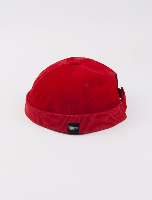 Gorro Skull Rojo