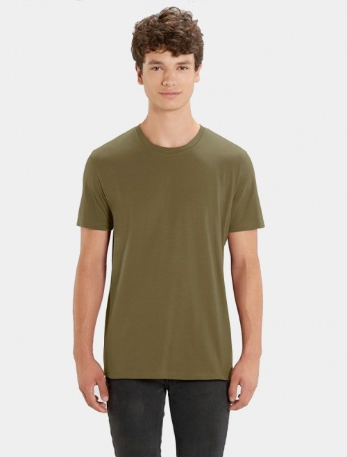 Men's Khaki T-shirt