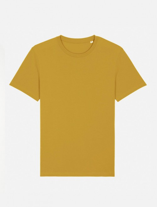 Camiseta Ocre Mujer