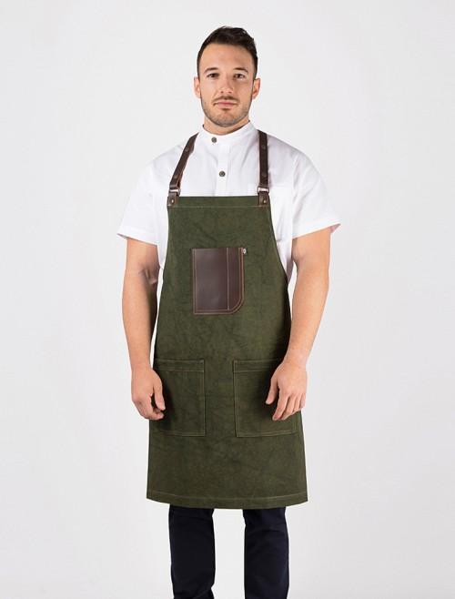 Cafeto Green Apron