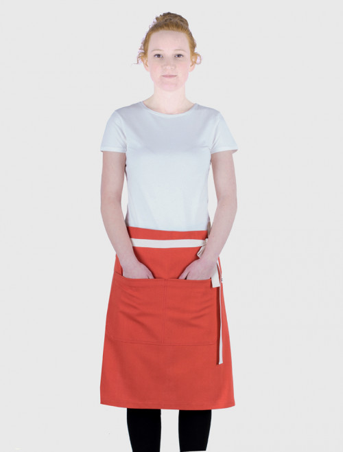 Panama Teja French Apron