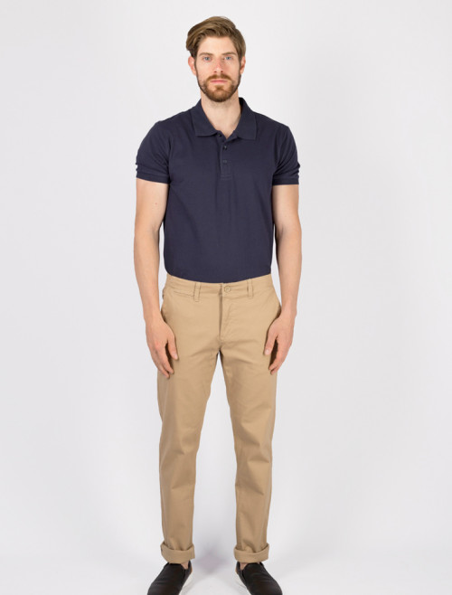 Men's Sand Chino Trousers