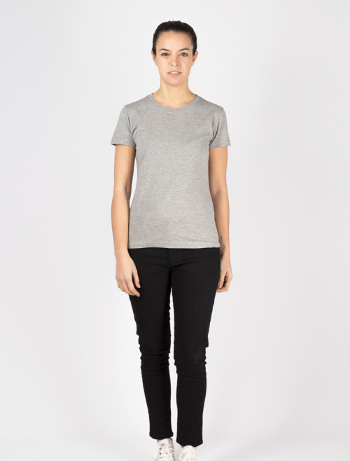 Women's Black Chino Trousers