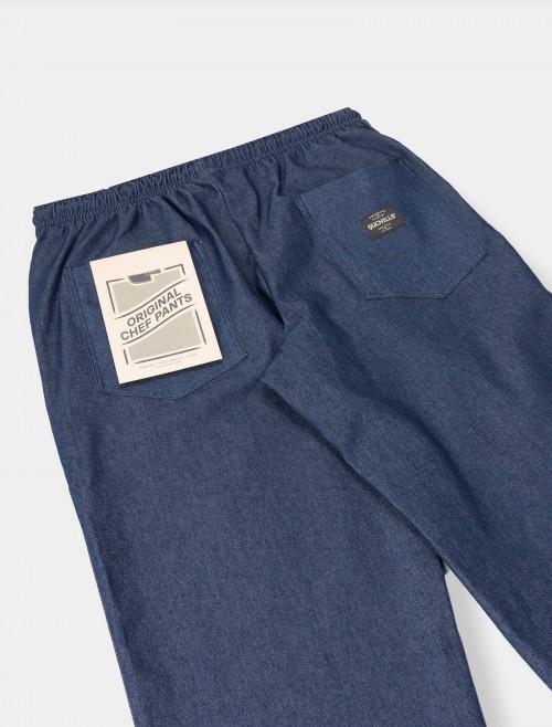 Original Chef Pants - Blue Denim