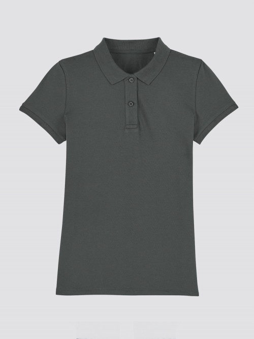 Women's Grey Polo