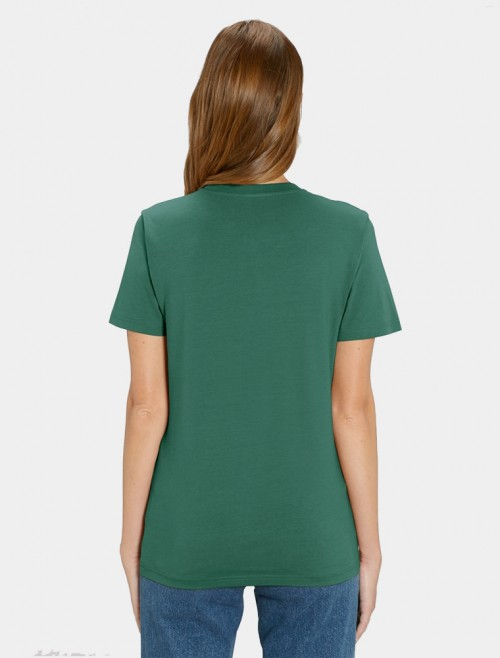 Camiseta Verde Mujer