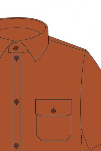 Camisa Bravo Tile