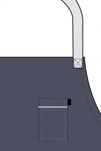 Icon Graphite Apron