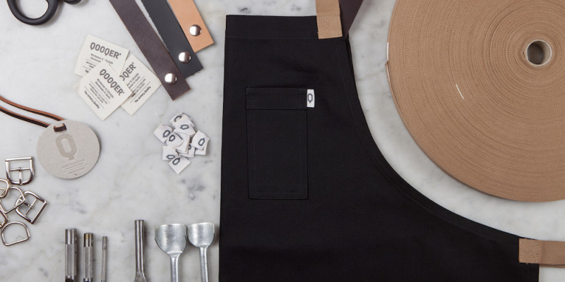 Tailor-made aprons